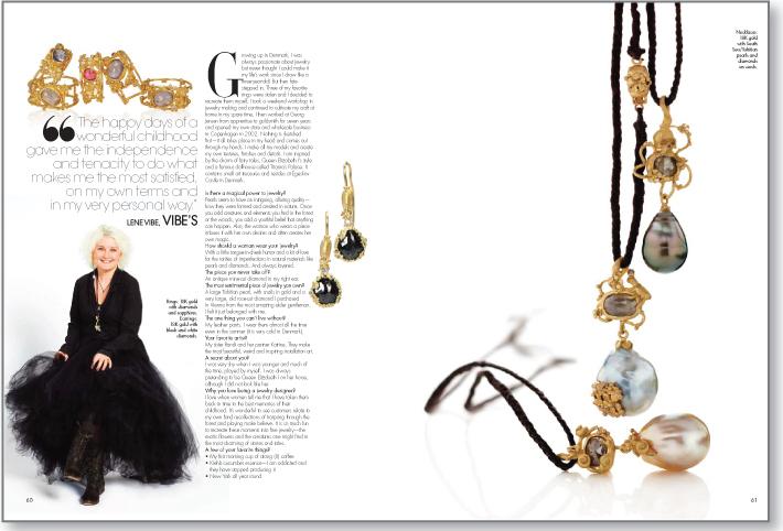 Jewelry's Shining Stars